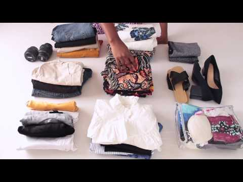 HOW I PACK FOR GHANA (AFRICA) || WHAT TO PACK FOR GHANA || ADEDE