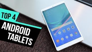 TOP 4: Android Tablets 2018