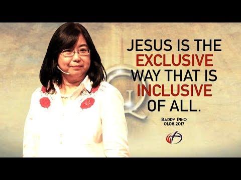 THE UNCOMFORTABLE TRUTH : JOHN 14:1-6