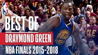 The Best of Draymond Green! | NBA Finals 2015-2018