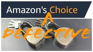 [844] No Picking Required: Amazon's Defective Choice thumbnail