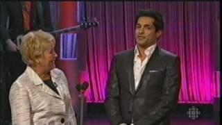 Sugar Sammy et Pauline Marois - Le Gala Les Olivier
