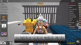 ESCONDERIJO SECRETO - Roblox (Murder Mystery 2) Police Station | Vih Gameblox