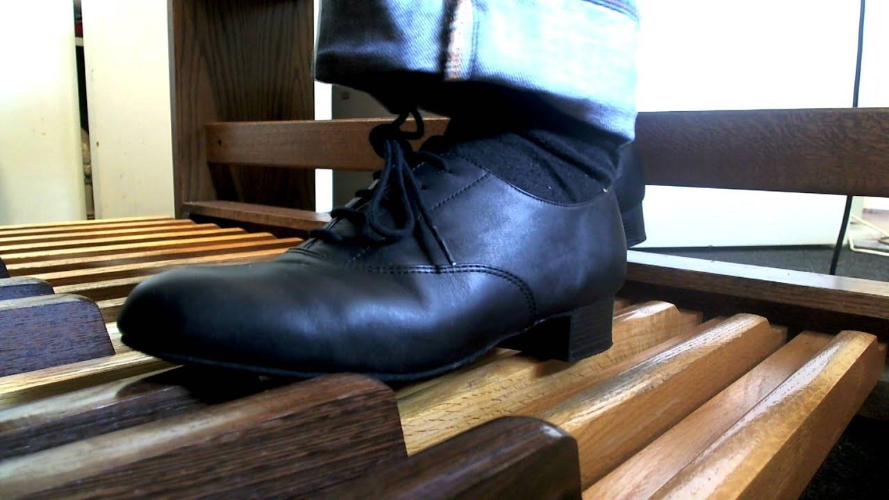Organ Playing Shoes Uk