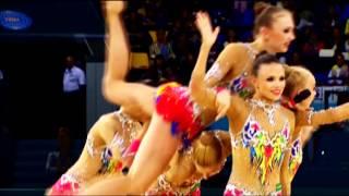 Campionatele Mondiale de Gimnastică Ritmică 2015, în direct la TVR3