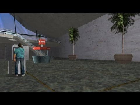 Check Out at the Check In - GTA: Vice City Mission #40