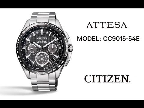 Обзор мужских наручных часов Citizen Corso Eco-Drive BM