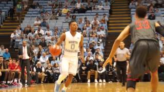 UNC vs Fairfield MBB Music Video