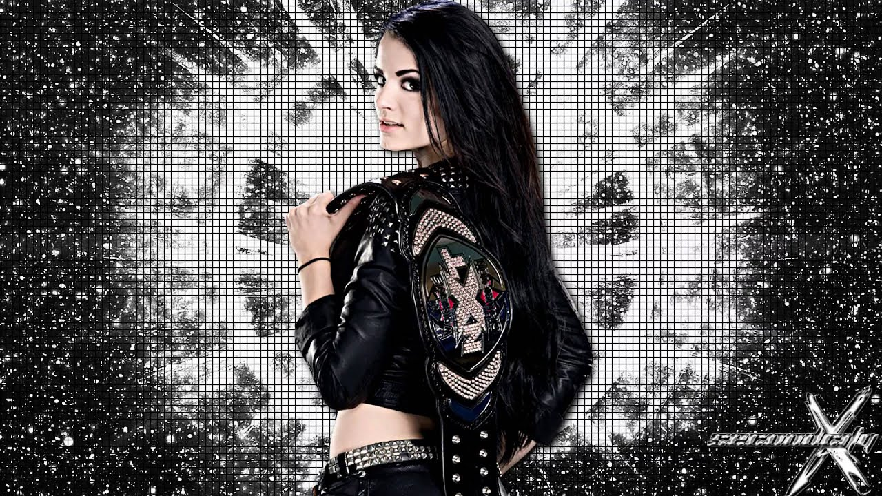WWE Stars In The Night Paige 2nd Theme Song