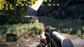 Far Cry 4 E5450/HD7770=R7 250X (High settings)