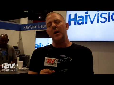 InfoComm 2014: Haivision Showcases the Makito X/SRT and Presents the Calypso