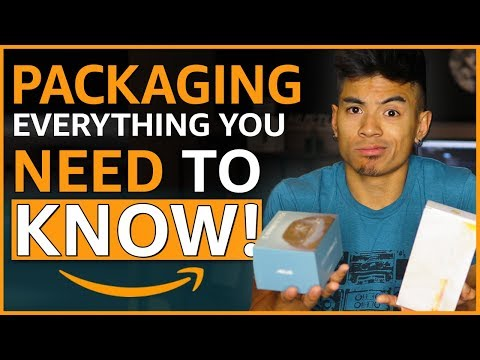 Amazon FBA Packaging & Inserts | Requirements, Design & Mistakes!