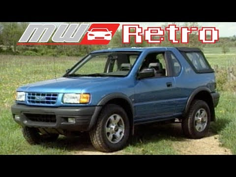 2000 Isuzu Amigo | Read Owner and Expert Reviews, Prices, Specs