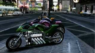 GTA IV Drag Bike Street Racer
