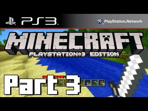 how to play minecraft on ps3 multiplayer