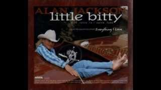 Alan Jackson - Little Bitty (Chris