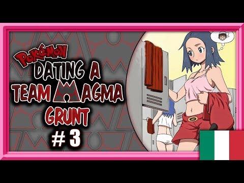 dating a team magma grunt 10 english