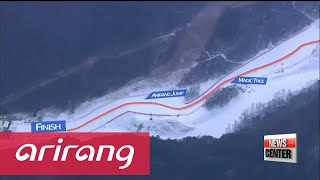 MCY reports: PyeongChang 2018 first test event ends in success
