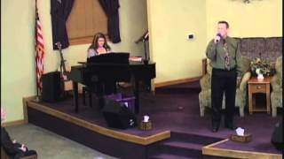 Lead Me To Calvary - James Byrd w/Renee of Immanuel Baptist Church