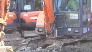 [Autowini.com] Korean used Excavator - Daewoo S55V (Hyundai12-062)