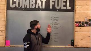Barbell Workout - 21 Down to 6