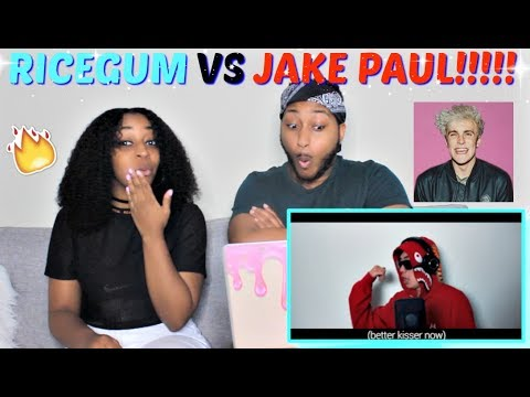 "Ricegum ""Jake Paul Diss Track ft. EX-GIRLFRIEND (Alissa Violet)"" REACTION!!!"