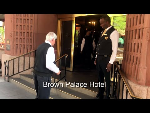 Brown Palace Hotel - Review - Denver CO