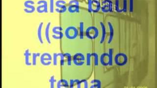 dj gregory  salsa baul  solo