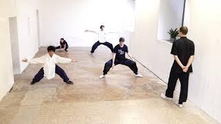 Beginner Class; Sanda Basic Training - Chinese Boxing Routines