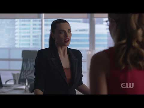 SG VR opening scene + Lena finally admitted she bought CatCo for Kara - 5x01