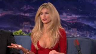 Marisa Miller on Conan O