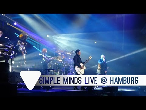 Simple Minds LIVE @ Hamburg 17.11.2015 Full Concert (HD)