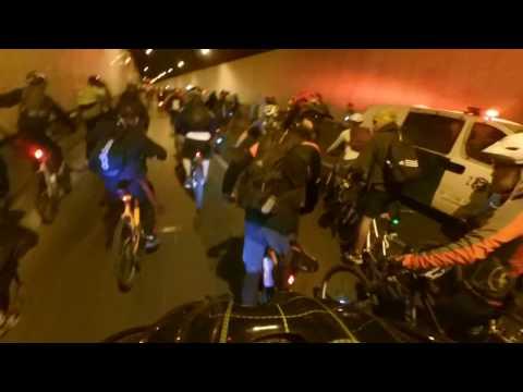 De Santiago a Valparaíso en bicicleta (8.12.2016)