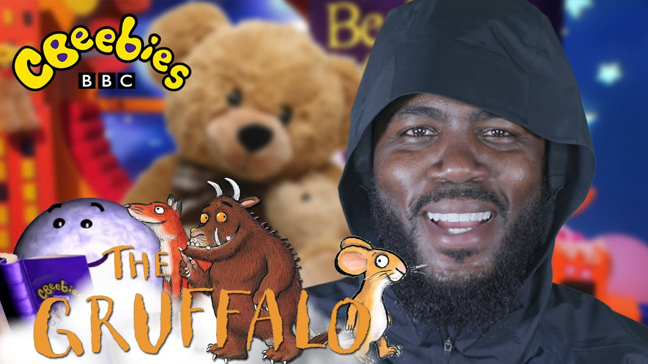The Gruffalo | Bedtime Stories With A Roadman | Mo Gilligan