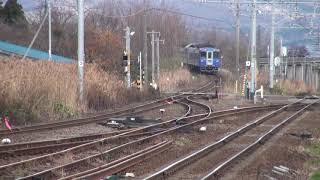 キハ183系 特急北斗 函館本線 七飯駅