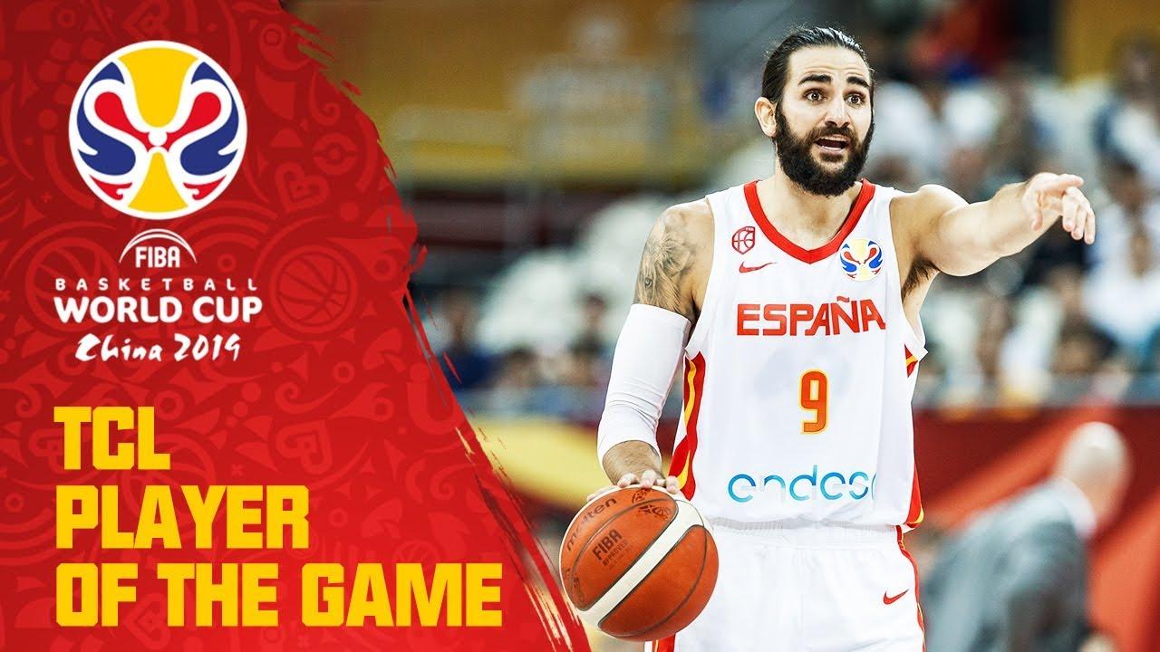 Ricky Rubio | Spain v Poland | TCL Player of the Game - FIBA Basketball World Cup 2019