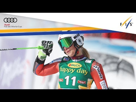 Behind The Results with Ragnhild Mowinckel | FIS Alpine