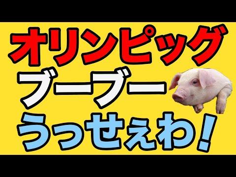 #461 【オリンピッグ】フェミが「ブーブー」うっせぇわ!