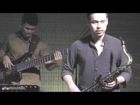Indra Lesmana & Friends ft. Rieka Roslan - Dahulu @ Mostly Jazz in Bali 16/04/2017 [HD]