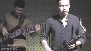 Indra Lesmana & Friends ft. Rieka Roslan - Dahulu @ Mostly Jazz in Bali 16/04/2017 [HD]