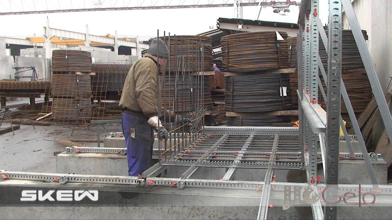 Box Culvert - Concrete Reinforcement Assembly