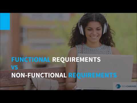 Business Analyst Tutorial | Functional Vs Non Functional Requirements