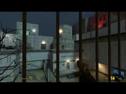 Прохождение Half-Life 2 Episode 2 Offshore Глава 3