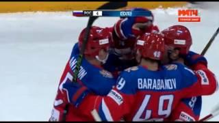 ХОККЕЙ Россия - Финляндия Кубок Карьяла Обзор 03 11 2016 HD