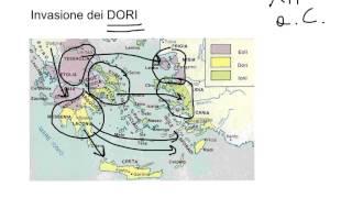 Le origini della civilta greca - una periodizzazione