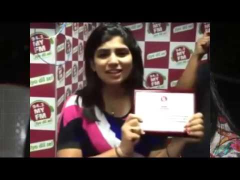 RJ Shruti - Radio Journey in Nagpur