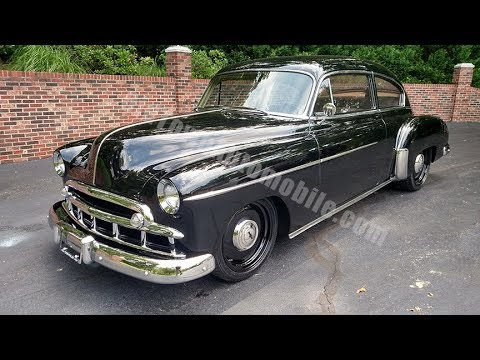 1949 Chevy Fleetline for sale Old Town Automobile in Maryland