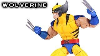 Marvel Legends WOLVERINE Apocalypse Wave Action Figure Review