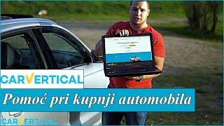 CAR VERTICAL | VAŠ POMOĆNIK ZA KUPOVINU AUTOMOBILA !