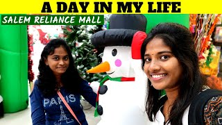 Day in my Life Vlog in Tamil - Reliance Mall (Fun)